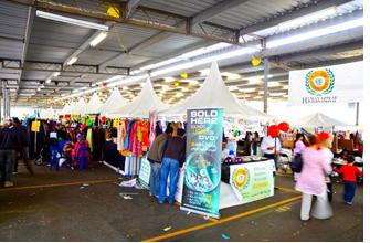 Market Stalls!