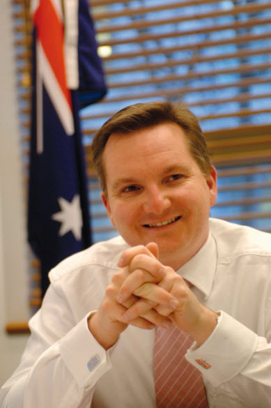 Message from Chris Bowen MP Minister for Immigration and Citizenship