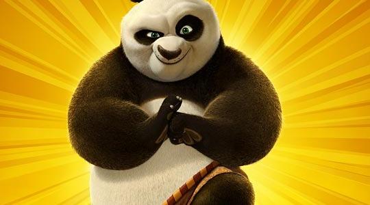 Meet Kung-Fu Panda!