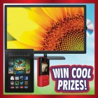Win Awesome Prizes!