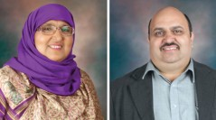 AGM elects a new team