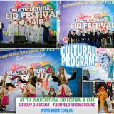 Stage Cultural Program