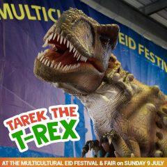 Walk with T-Rex