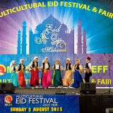 Marvellous Multicultural Eid Festival in Fairfield