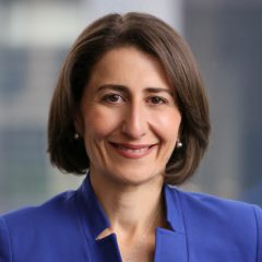 Message from Gladys Berejiklian MP