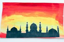Design a Mosque Workshop @3pm with Peter Gould