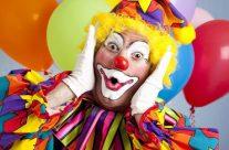 Clown @3pm-5:30pm