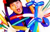Free Balloon Twisting @2:30pm-5:30pm